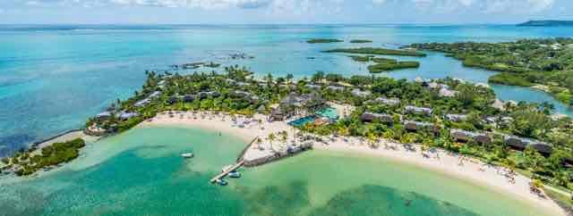 Flüge nach Mauritius für 208€