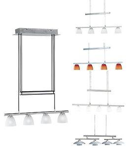 Wofi Ess-/Wohnzimmerleuchten Pendelleuchte Hängelampe Dimmbar - versch. Modelle für 17,99€
