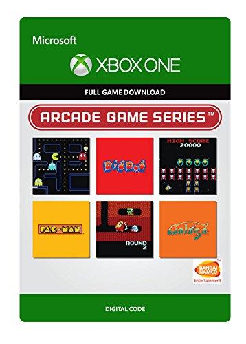 [XBOX ONE] Arcade Game Series (Pac Man, Dig Dug, Galaga), Download-Code 7,99 €
