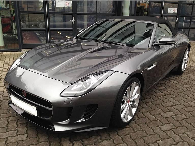 Jaguar F-Type Cabrio - Leasingdeal (privat oder gewerblich)