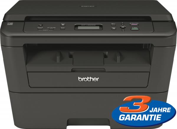 Brother DCP-L2520DW Laser-Multifunktionsgerät - Office-Partner