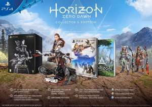[moluna.de] Horizon: Zero Dawn Collectors Edition