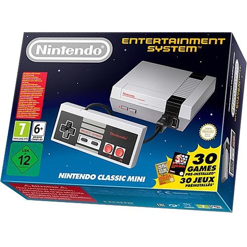 [toysrus.de] Nintendo Classic Mini Konsole