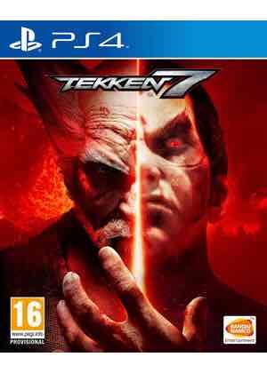 Tekken 7 (One/PS4) für 48,29 EUR inkl. Versand vorbestellen