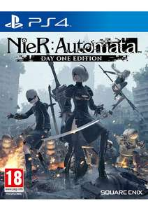 NieR Automata - Day one Edition PS4 Günstig Vorbestellen