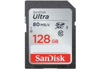 Sandisk Ultra SDXC Class 10 UHS I 128GB für 33€ (Mediamarkt)