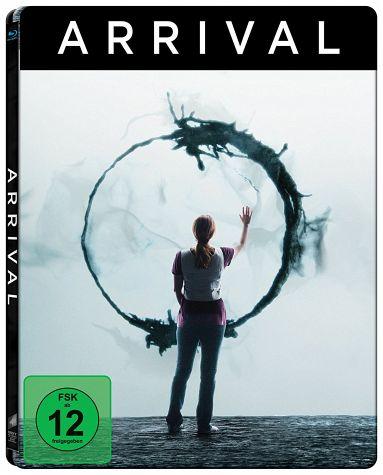 Arrival, Blu-ray (Steelbook) (24. März 2017)