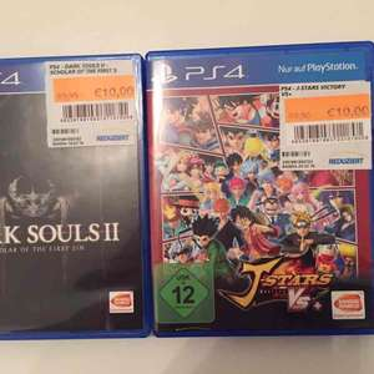 Lokal Hamburg Real / Günstige Playstation / XBOX / Nintendo Spiele