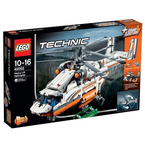 Lego Technic - Schwerlasthubschrauber (42052) für 82,67€ [Amazon.co.uk]