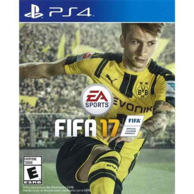 Fifa 17 im Psn für 34,99€
