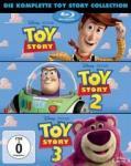 Toy Story 1 – 3 (Bluray) für €34,99 @buecher.de