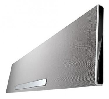 Loewe Individual Sound Projector weiß 69205U80 - 40 Lautsprecher, 4x HDMI
