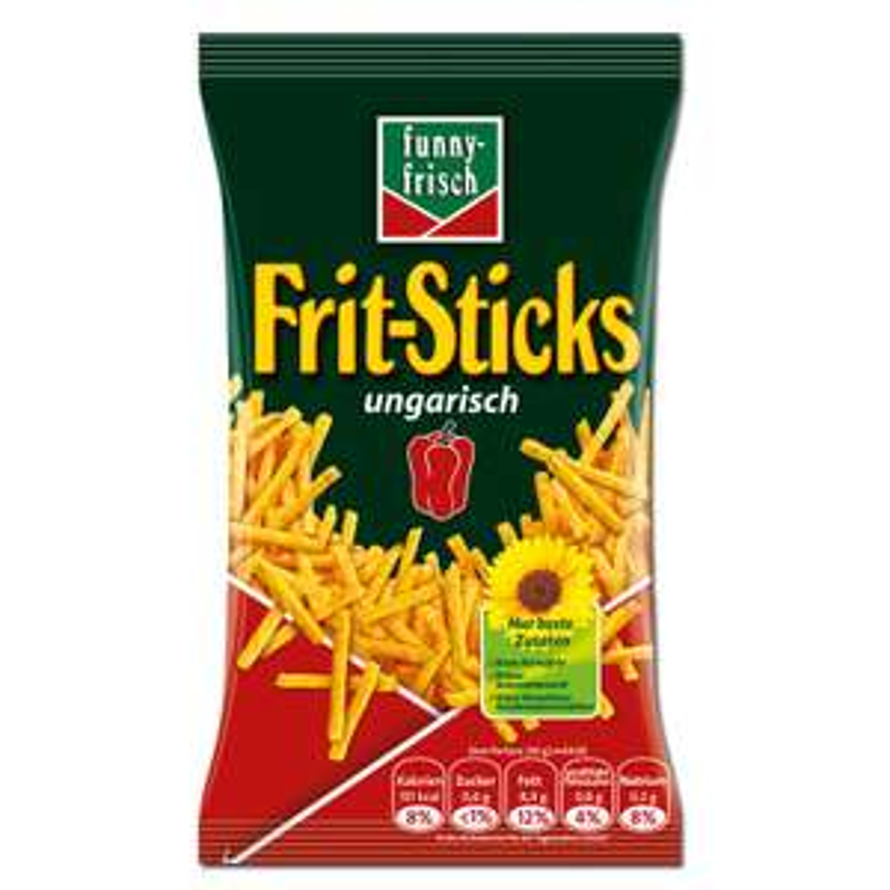 (Penny) Frit-Sticks, Ringli und leckere Jumpys für nur 88 Cent