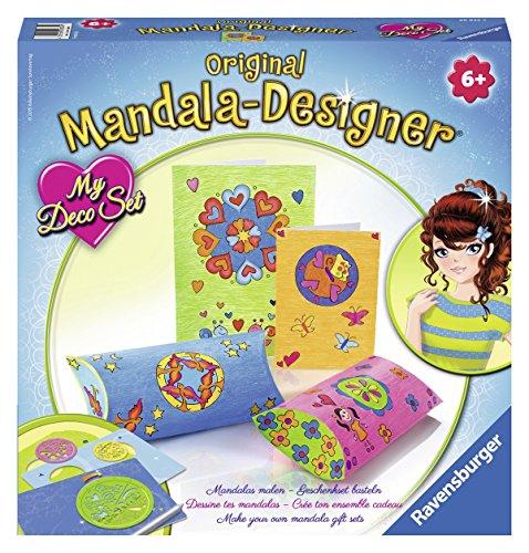 [Amazon.de] Ravensburger Mandala-Designer - My Deco Set Friendship 6,99 € (für Prime Kunden versandkostenfrei)