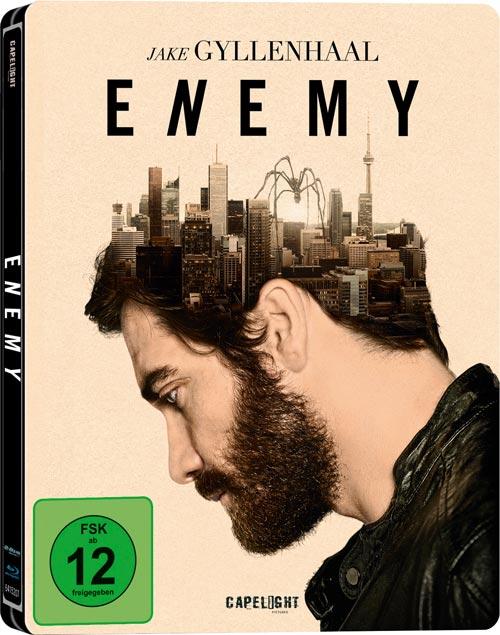 Enemy (Blu-Ray) als Steelbook Limited Edition für 8,20€ [Amazon Prime]