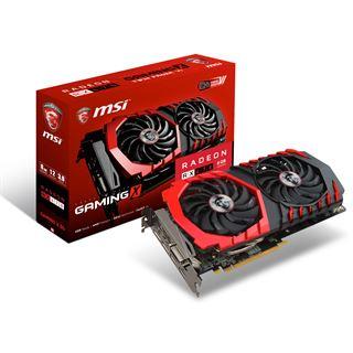 """MSI Radeon RX 470 Gaming X 8G + Key für """"Hitman"""" für 211,79€ [Mindfactory]"""