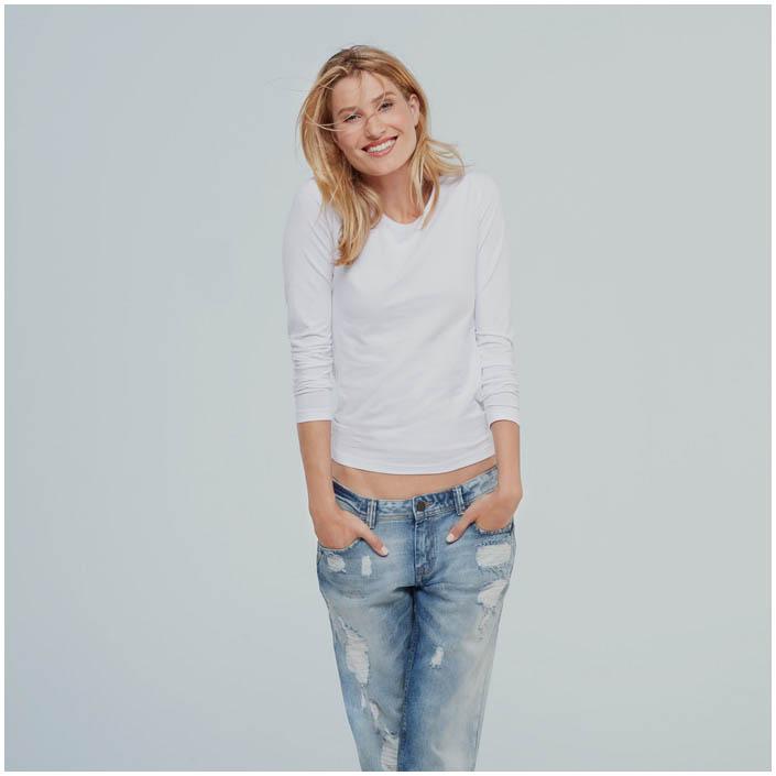 [Jeans Fritz] fast alle Artikel im Sale um 50% - 75% reduziert + 5€ Gutschein bei 14,50€ MBW, kostenlose Filiallieferung