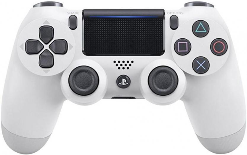 Sony DualShock 4 Wireless Controller (2016) Weiß für 46,68€ (SMDV)