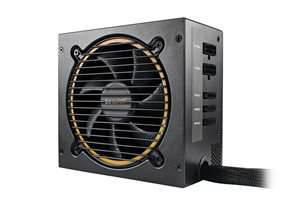 be quiet! Pure Power 9 - 500W CM Kabelmanagement