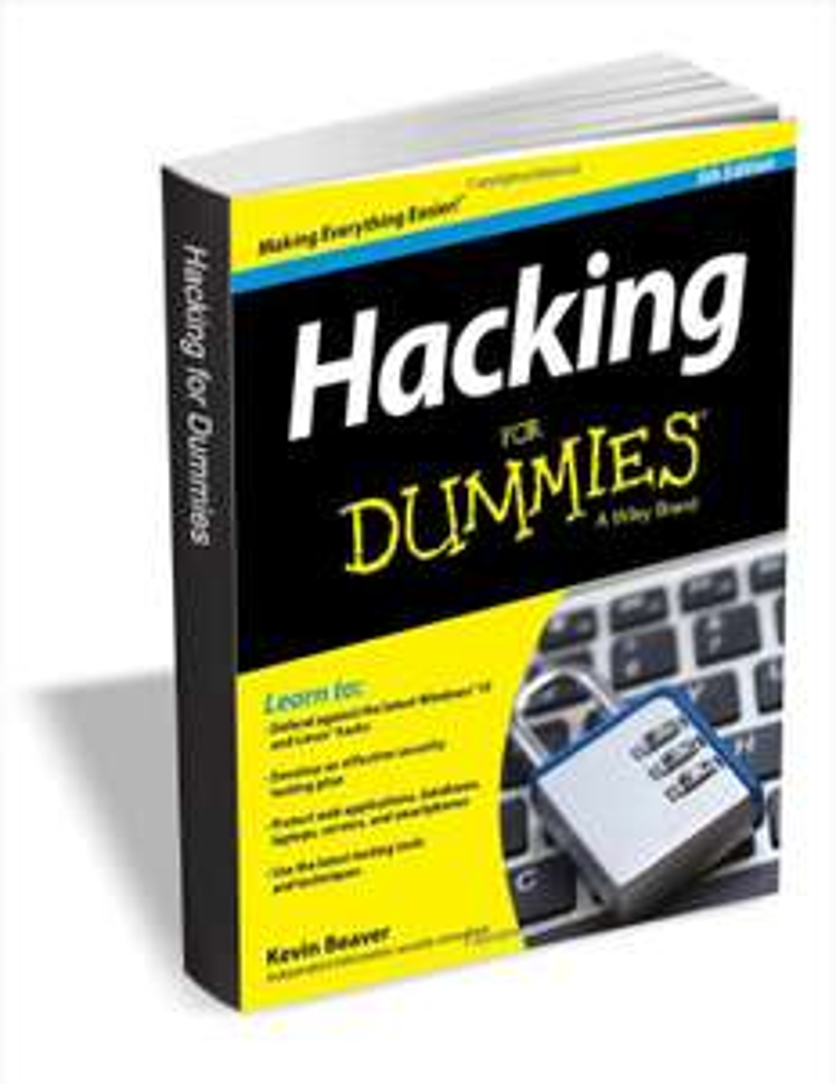 Hacking For Dummies (eBook) gratis statt 20€