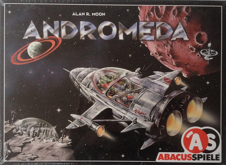 """Brettspiel """"Andromeda"""" für 44% unter Idealo [Spiele-Offensive.de]"""
