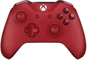 Xbox One Wireless Controller Rot für 45,98€
