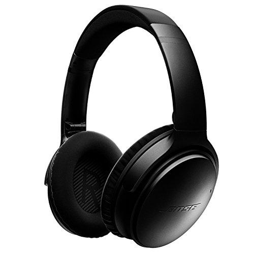 Bose QuietComfort 35 kabellose Kopfhörer (schwarz)