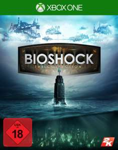 Bioshock - The Collection (Bioshock + Bioshock 2 + Bioshock Infinite) (XBO) für 17,99€ versandkostenfrei [Saturn]