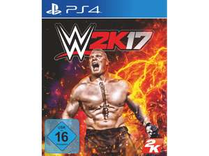 WWE 2K17 (PlayStation 4 & Xbox One) für 27,99€ (Saturn)