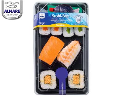 OFFLINE - ALDI SÜD ALMARE Sushi-Box für 1,99