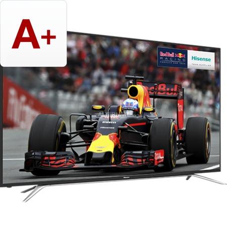 "[ZackZack] Hisense HE65K5510, LED-Fernseher DVB-T/?T2/?C/S2, HDMI, USB, Wireless Lan, LAN 165 cm (65"" [Energieeffizienzklasse A] für 969,-€"