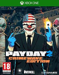 Payday 2: Crimewave Edition (Xbox One) für 12,51€ (Amazon.es)
