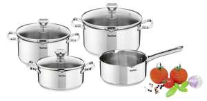 (poco) Tefal Duetto 7-teiliges Topf-Set