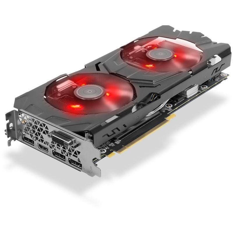 """[MF-eBay] KFA2 GeForce GTX 1070 EX PCI-E Gaming-Grafikkarte, 8GB GDDR5, schwarz  inkl. Versandkosten und dem Spiel """"For Honor"""" oder """"Ghost Recon"""": Wildlands für 387,10 inkl. Shoop"""