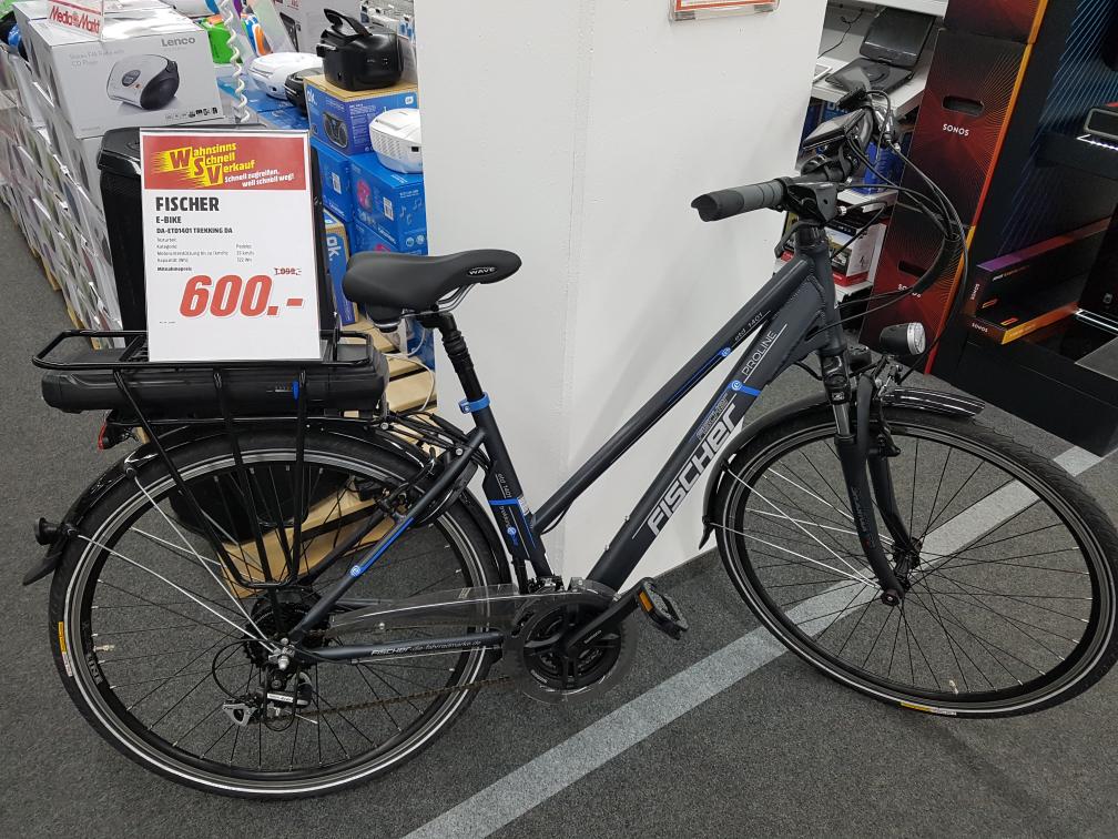 [Lokal MM Sindelfingen] Fischer ETD 1401 Proline Damen Trekking E-Bike