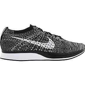 Nike Flyknit Racer Black/White Colourway