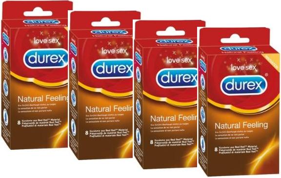 [@Dealclub] Wieder zu haben! 48x Durex Kondome Natural Feeling