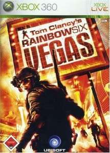 Tom Clancy's Rainbow Six: Vegas (Xbox 360 -> abwärtskompatibel) für 0,96€ [Gamesdeal]