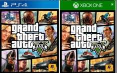 [Saturn Super Sunday] Grand Theft Auto 5 / GTA 5 (Playstation 4 und Xbox One) inc.Cash Card 3,500,000 GTA-Dollar 'Walhai' für je 34,99€ Versandkostenfrei (ab 20.00 Uhr)
