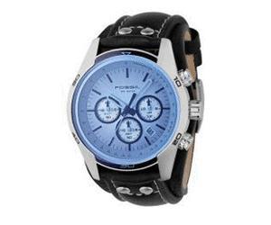 Fossil Herren-Armbanduhr Chronograph CH2564 für 88 EUR