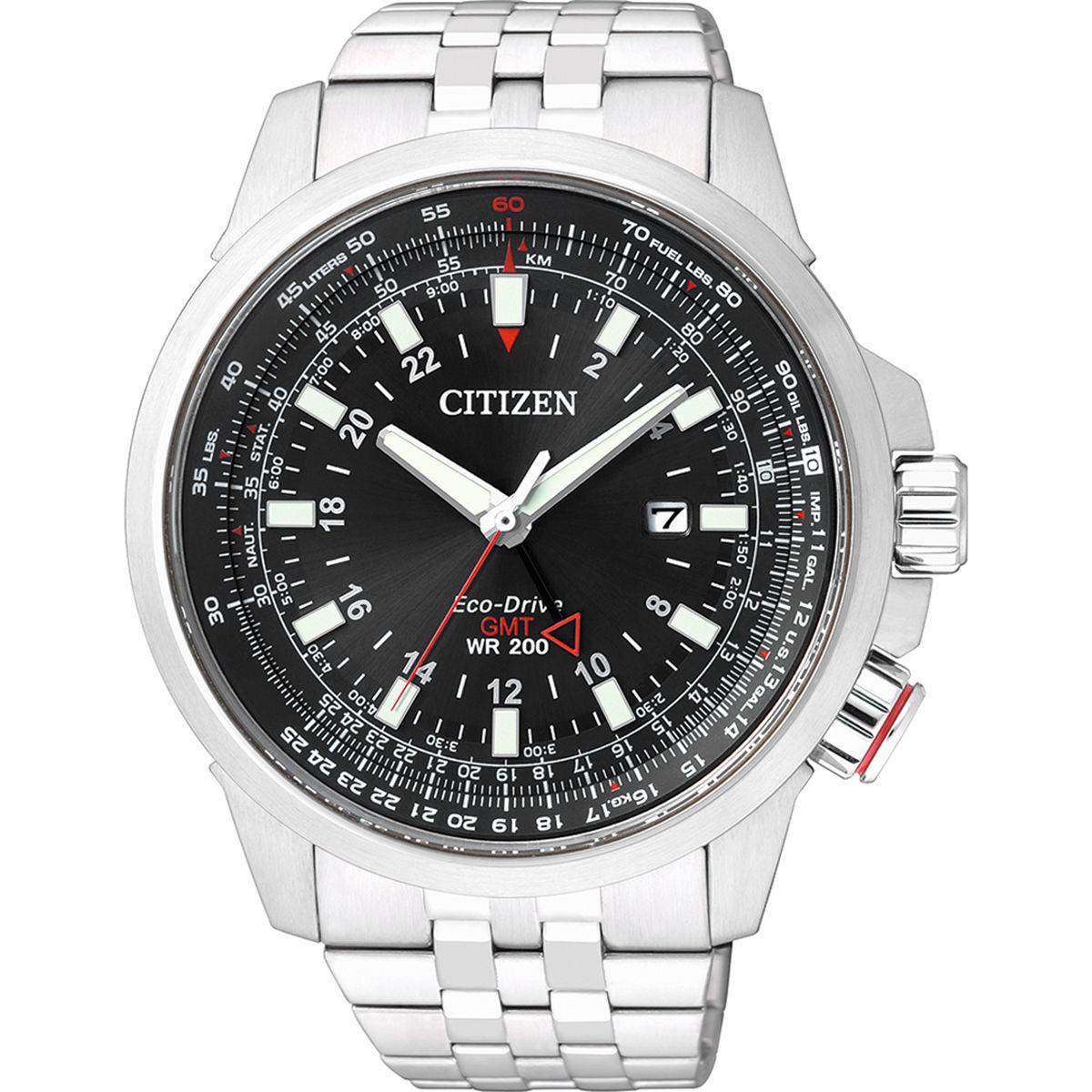 "Citizen Herren Eco-Drive-Uhr ""Promaster BJ7070-57E"" für 164,15€ [Karstadt]"