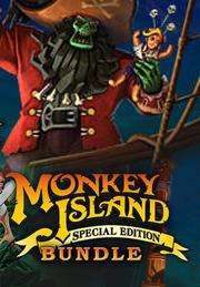 [Steam] Monkey Island: Special Edition Bundle (@gamersgate.uk, Bestpreis)