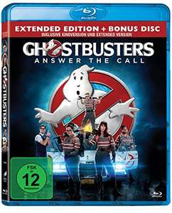 [amazon Prime] [blu-ray] Ghostbusters - Answer The Call (2016)