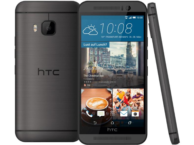 HTC One M9 Prime Camera Edt. - 16GB, 13 MPX für 222,-€ Versandkostenfrei [Mediamarkt]