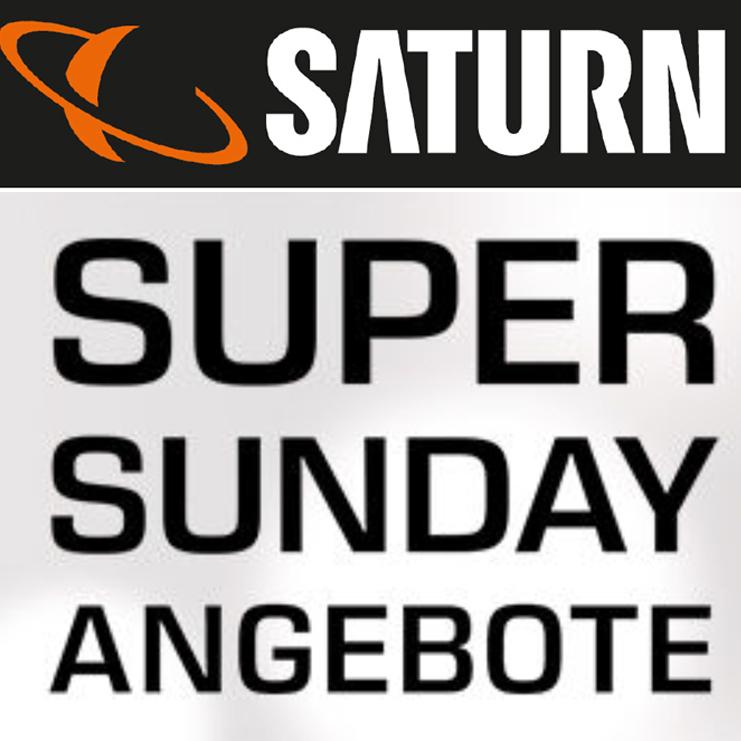 Übersicht: Saturn Super Sunday Angebote - z.B. 5 Zoll Smartphone Microsoft Lumia 540 (8 GB) für 59€