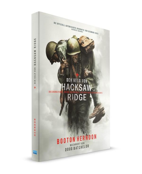 Buch über Desmond Doss - Der Held von Hacksaw Ridge (Kinofilm)