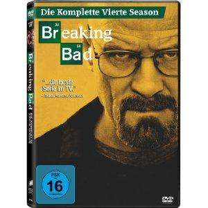 Breaking Bad - Die komplette vierte Season auf DVD @Amazon.de
