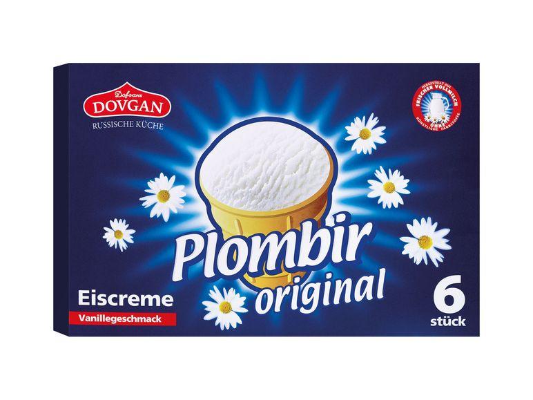 [Lidl] Plombir Original Vanille Eis
