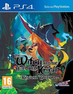 The Witch and the Hundred Knight: Revival Edition (PS4) für 16,23?€ (Amazon.it)