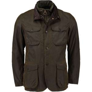 BARBOUR Jacke 'Ogston' mit Patches Oliv (Size L, XL) / Pvg.: 304,95 / 379,95